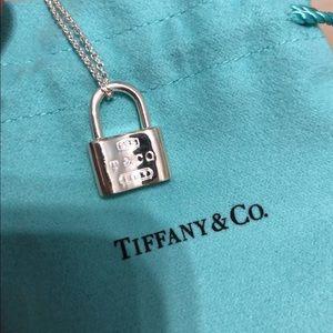 Tiffany & Co. Jewelry - Tiffany &Co Padlock Necklace